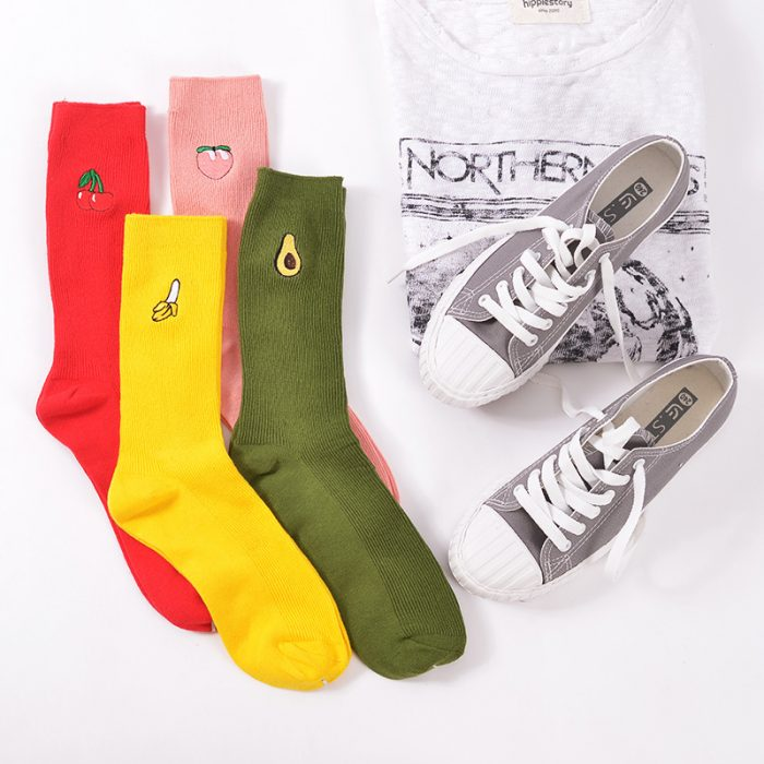 Avocado Socks 2