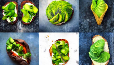 The Best of Avocado Art On Instagram!