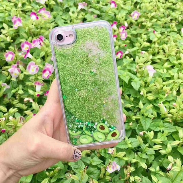 For-iPhone-8-Glitter-Liquid-Soft-TPU-Side-Watermelon-Avocado-Cactus-Pizza-Coffee-Case-Cover-For.jpg_640x640