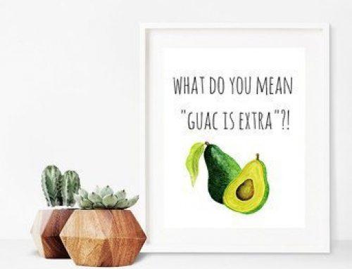 Hilariously Cute Avocado Sayings, Puns and Jokes