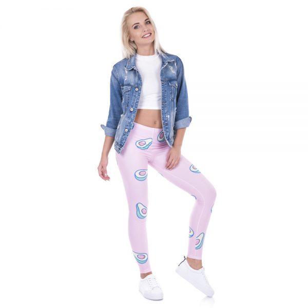 Avocado Yoga Pants