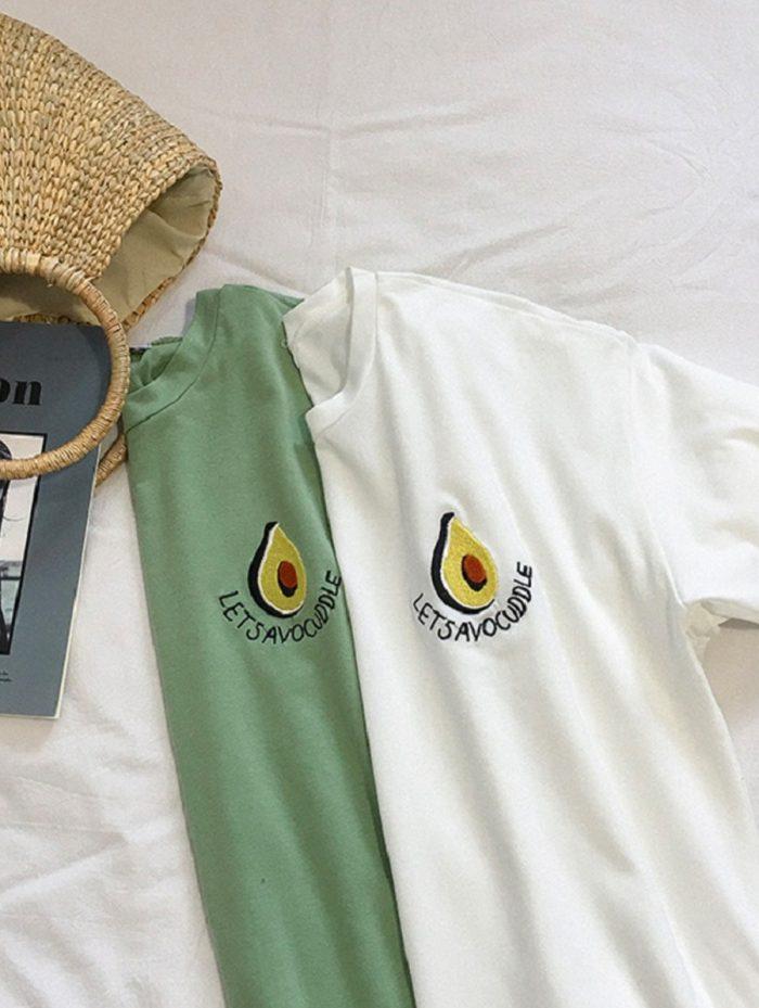 Avocuddle Tshirt 1