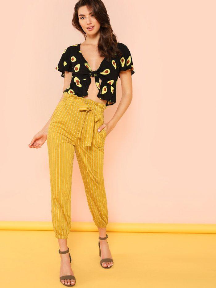 avocado-front-tie-blouse-4