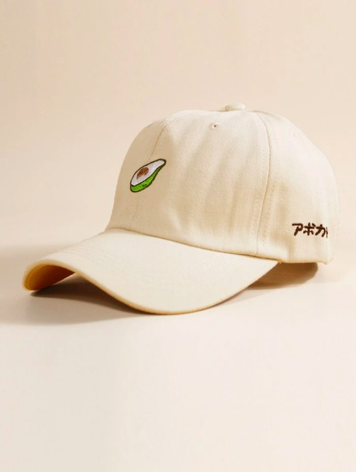 Avocado Hat Beige 1