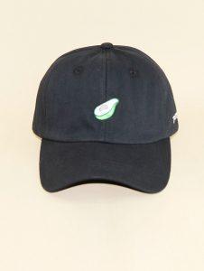 Avocado Hat Black 2