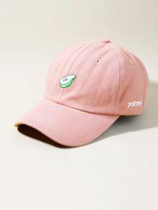 Avocado Hat Pink 1