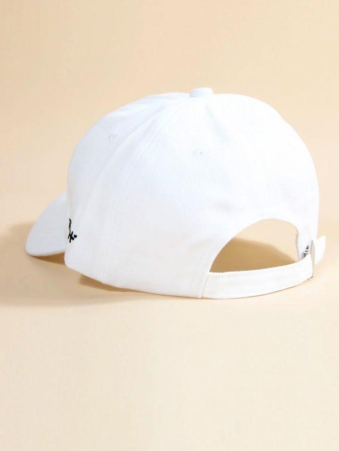 Avocado Hat White 3