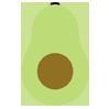 avocado symbol